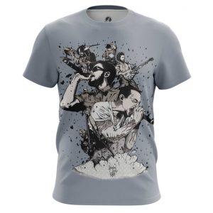 Merchandise T-Shirt Linkin Park Rock Band Art Tee