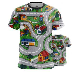 Merch T-Shirt Children'S Carpet Tee