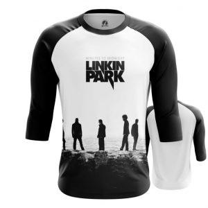 Merchandise Raglan Minutes To Midnight Linkin Park