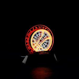 Merch Night Light 3D Lamp Doctor Strange Sling Ring