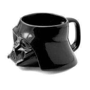 Merch Ceramic Mug Darth Vader Star Wars Helmet Inspired