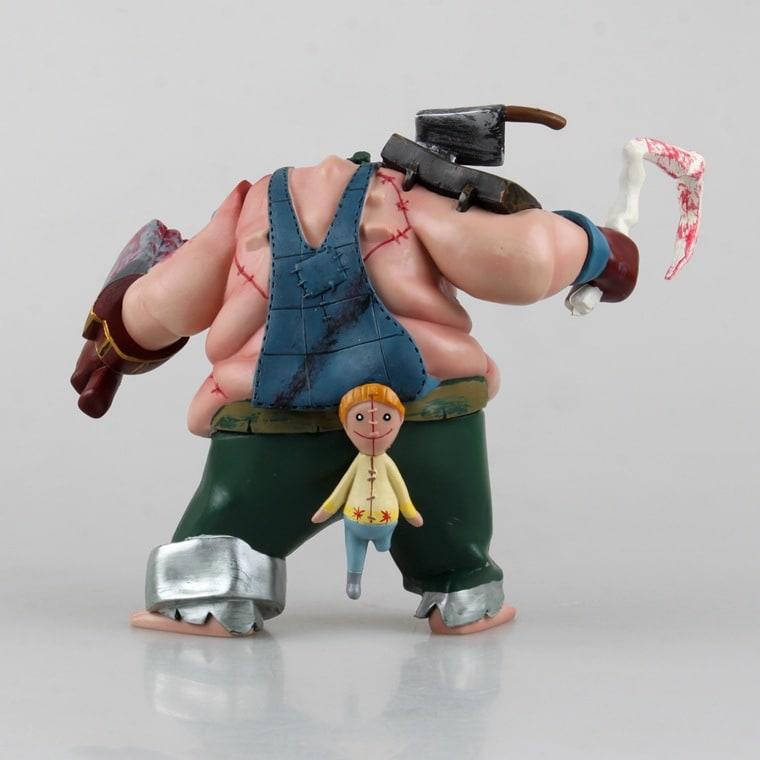 Merchandise Figure Pudge Dota 2 Ti 2016 Statuette Collectible