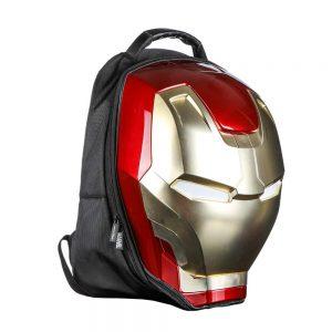 1 Железный Человек Портфель Рюкзак Марвел Комикс Iron man