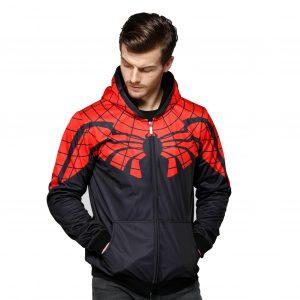 Merch Hoodie Superior Spider-Man Inspired Costume