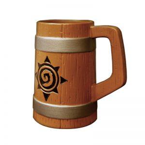 Merch Beer Stein Mug Hearthstone Wow Ceramic Edition