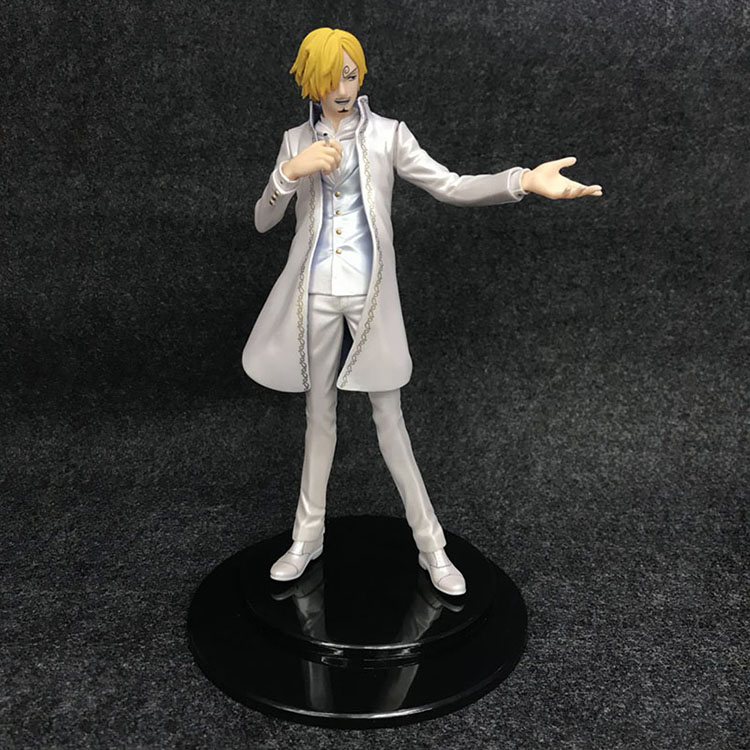Collectibles Action Figure Sanji P.o.p Limited Edition One Piece 21Cm