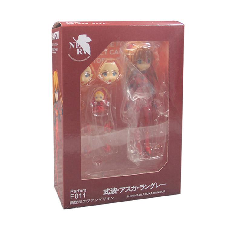 Merchandise Action Figure Evangelion Eva Asuka Shikinami 14Cm