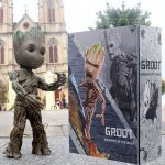 Merchandise Action Figure Baby Groot Guardians Of The Galaxy 2 Scale 25Cm