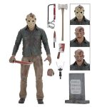 Merch Action Figure Friday 13Th Final Chapter Jason Voorhees