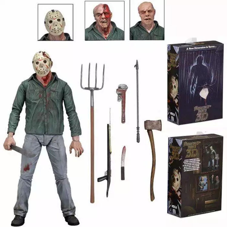 Merchandise Action Figure Friday 13Th Final Chapter Jason Voorhees