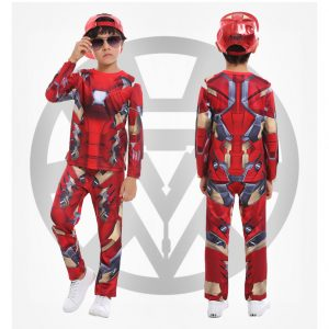 Merchandise Kids Superhero Costume Iron Man Armor Boys