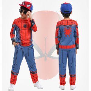 Merchandise Kids Superhero Costume Spider-Man Clothes Boys