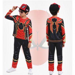 Merchandise Kids Superhero Costume Iron Spider-Man Boys
