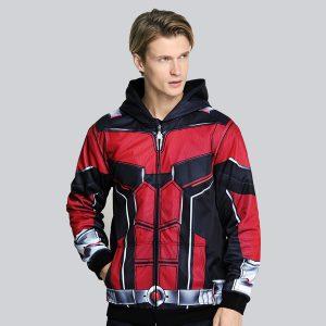 Merch Hoodie Ant-Man Costume Armor Edition Avengers 4