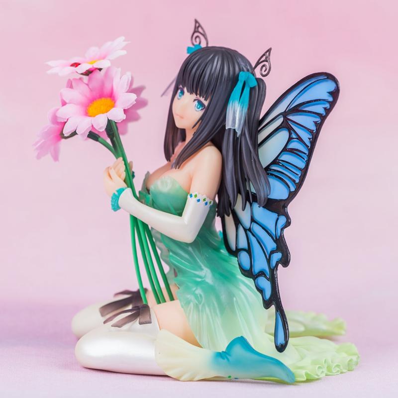 Merch Scale Figure Daisy Fairy Of Hinagiku 14Cm Figurine
