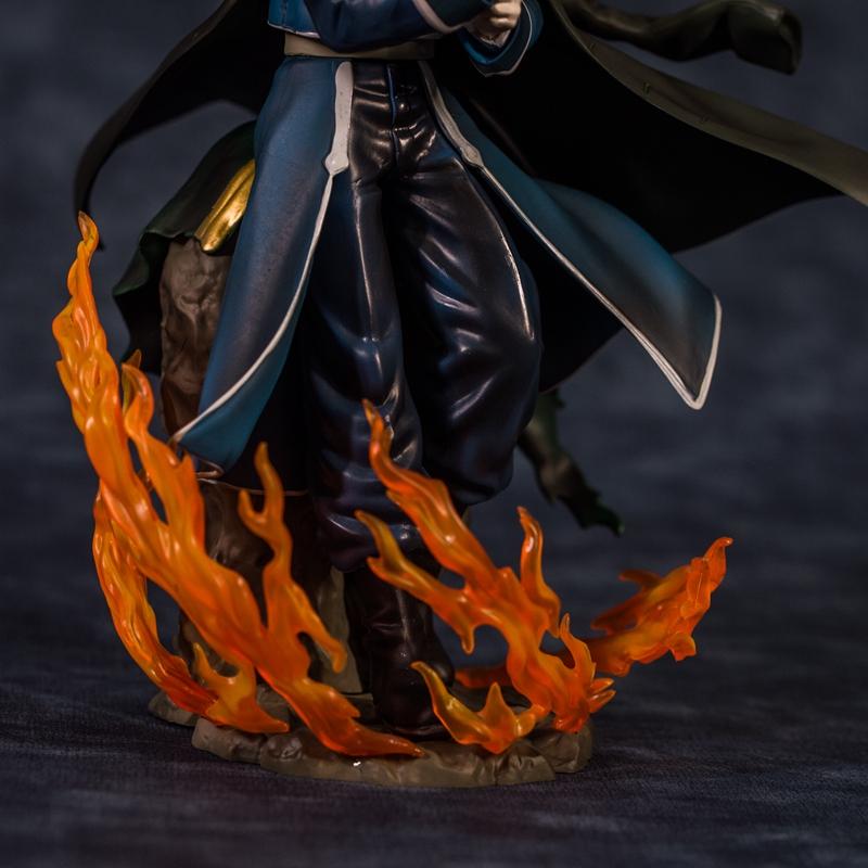Merchandise Scale Figure Fullmetal Alchemist Roy Mustang 22Cm