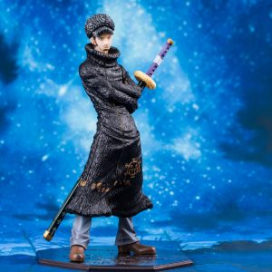 Collectibles Scale Figure Trafalgar D. Water Law One Piece 23Cm