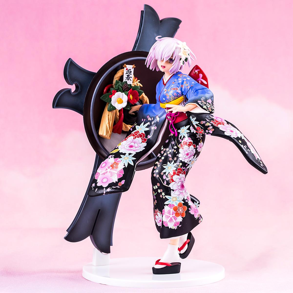Merchandise Scale Figure Fate Grand Order Mashu Kyrielight 25.5Cm