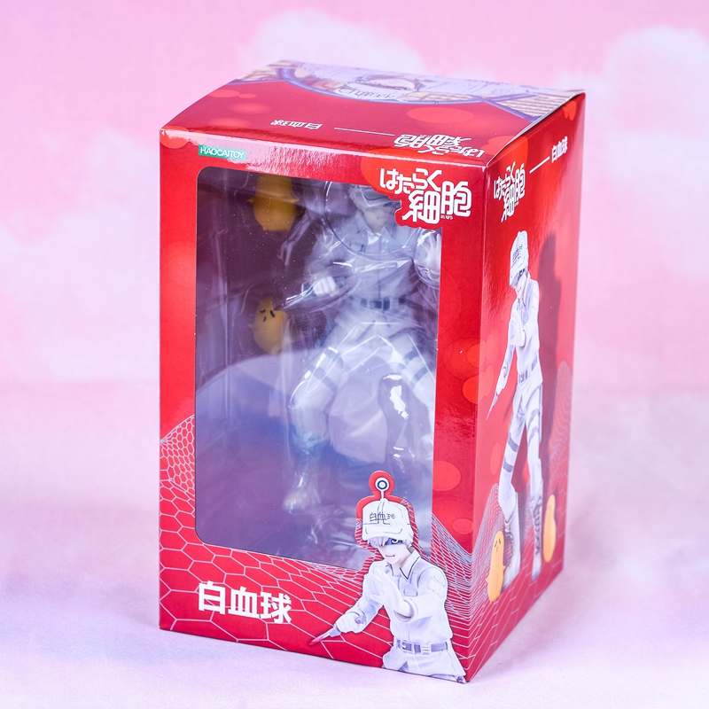 Collectibles Scale Figure Cells At Work! Neutrophil Anime 1/7