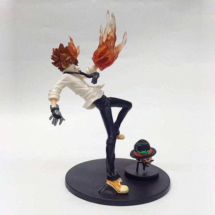 Merch Action Figure Reborn Tsunayoshi Sawada Figurine 21Cm