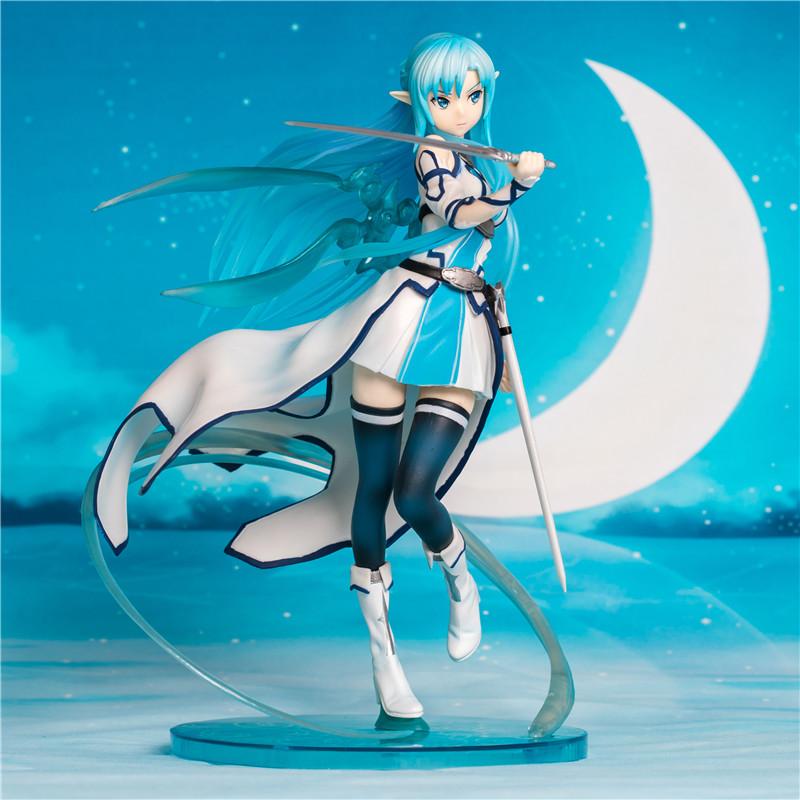 Merchandise Scale Figure Sword Art Online Theatrical Version Asuna Water Elf 1/7