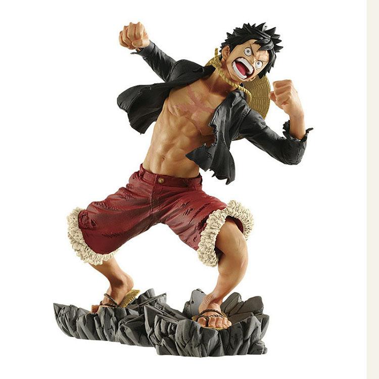 Merch Action Figure Monkey D. Luffy One Piece 20Th Anniversary