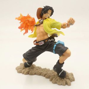 Collectibles - Action Figure Portgas D. Ace One Piece 20Th Collectibles