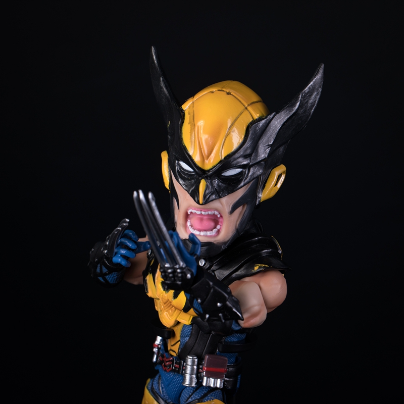 Collectibles Scale Figure Wolverine Set Scale Collectible Costume