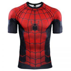 Merch Rashguard Spider-Man Far From Home