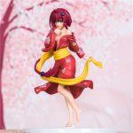 Collectibles Scale Figure To Love-Ru Statuette Mea And Nana Yukata 19.5Cm