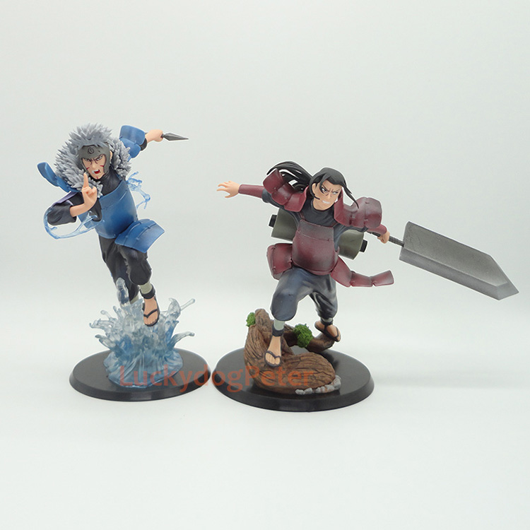 Merchandise Action Figure Tobirama Senju Naruto Figurine 19Cm