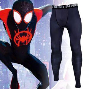 Merch Miles Morales Rashguard Leggings Spider-Man