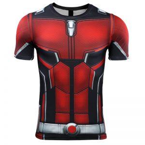 Merch Rashguard Ant-Man Costume Avengers 4