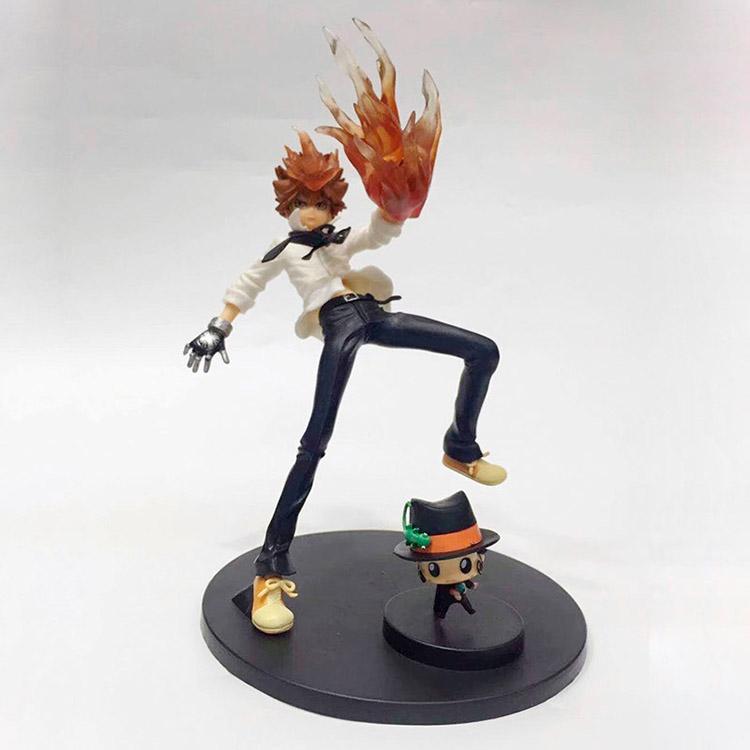 Merchandise Action Figure Reborn! Kyoya Hibari Collectible 23Cm