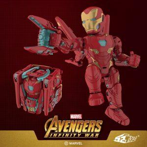 Merch Transformer Action Figure Iron Man Mk50 Avengers 4