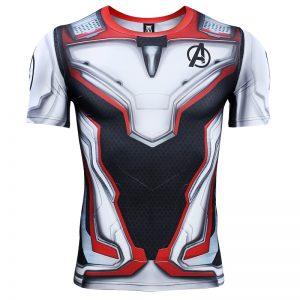 Merchandise Rashguard Avengers 4 Time Travel Costume