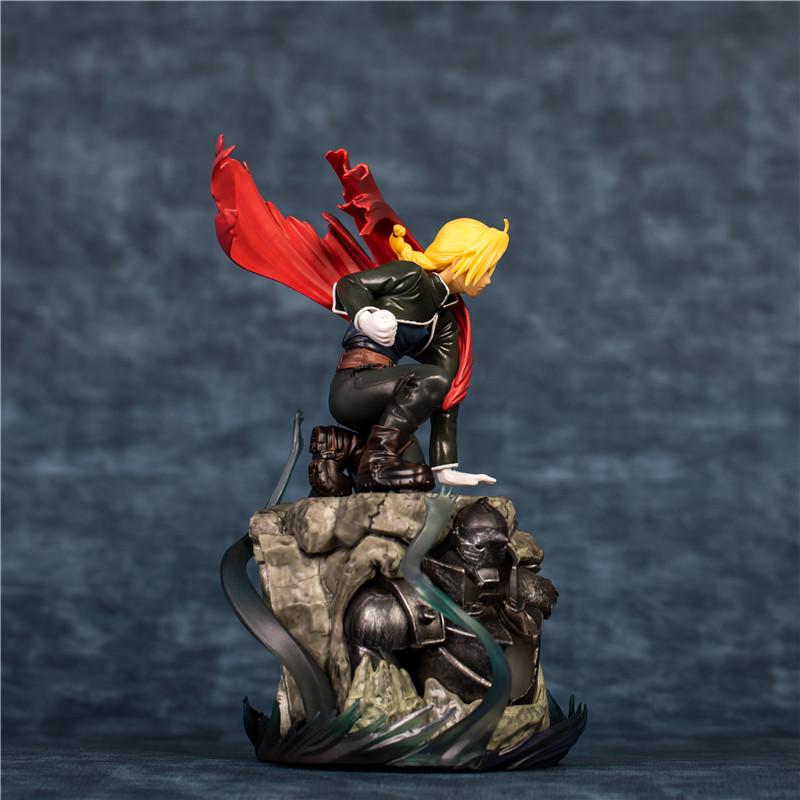 Merchandise Scale Figure Fullmetal Alchemist Edward Elric 22Cm