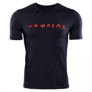 Collectibles T-Shirt Shazam Symbols Dc Universe Movie Edition