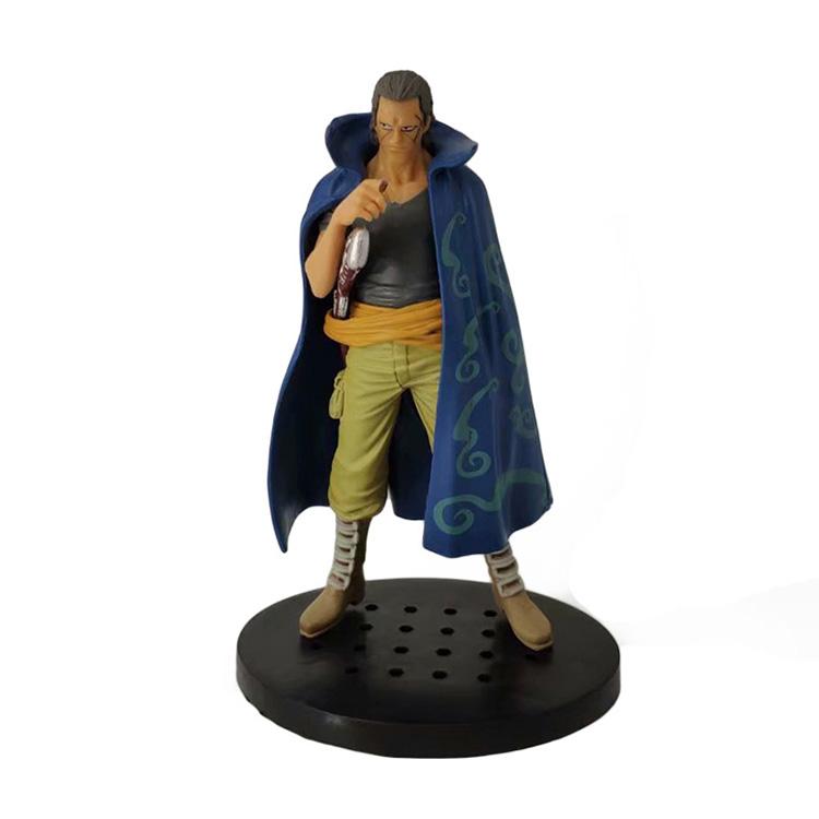 Merch Action Figure Benn Beckman One Piece Grand Line 21Cm