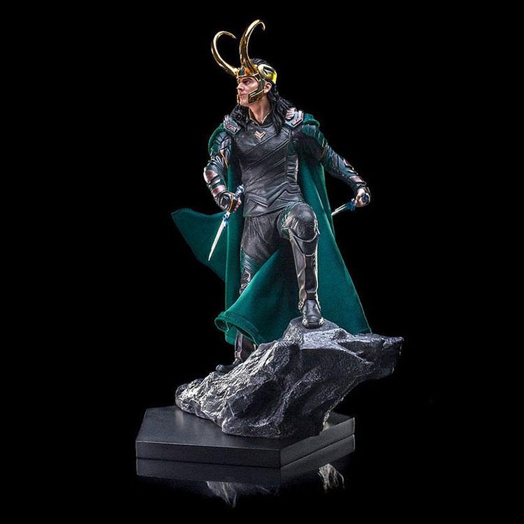 Collectibles Action Figure Loki Thor 3 Ragnarok Edition Scale Collectible 25Cm