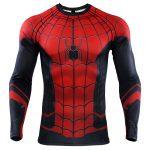 Merchandise Rash Guard Spider-Man Far From Home