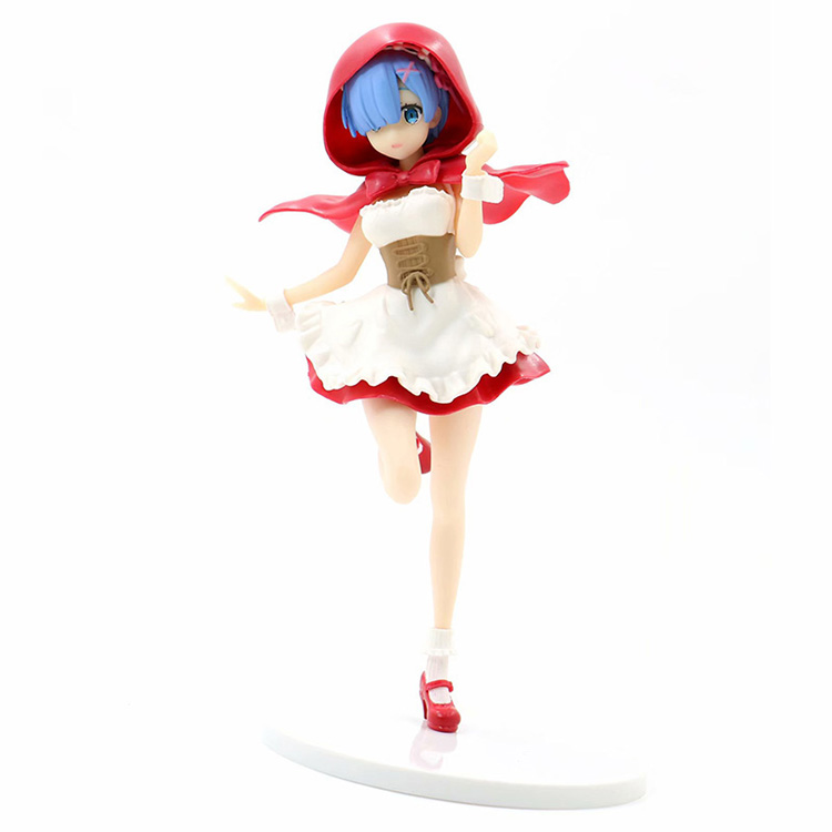 Merch - Mini Figure Rem Re:zero Starting Life In Another World