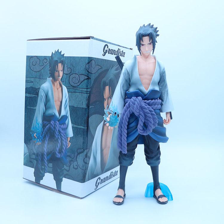 Collectibles Action Figure Uchiha Sasuke Naruto Shinobi Relations