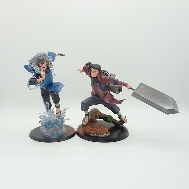 Collectibles Action Figure Hashirama Senju Naruto Collectibles 16.5Cm
