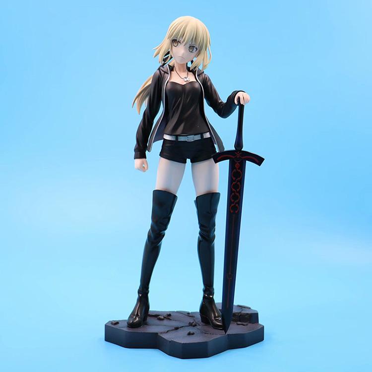Merch Figure Fate Grand Order Artoria Pendragon Alter Black