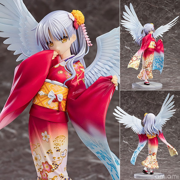 Merchandise Scale Figure Angel Beats Kanade Tachibana ~20Cm