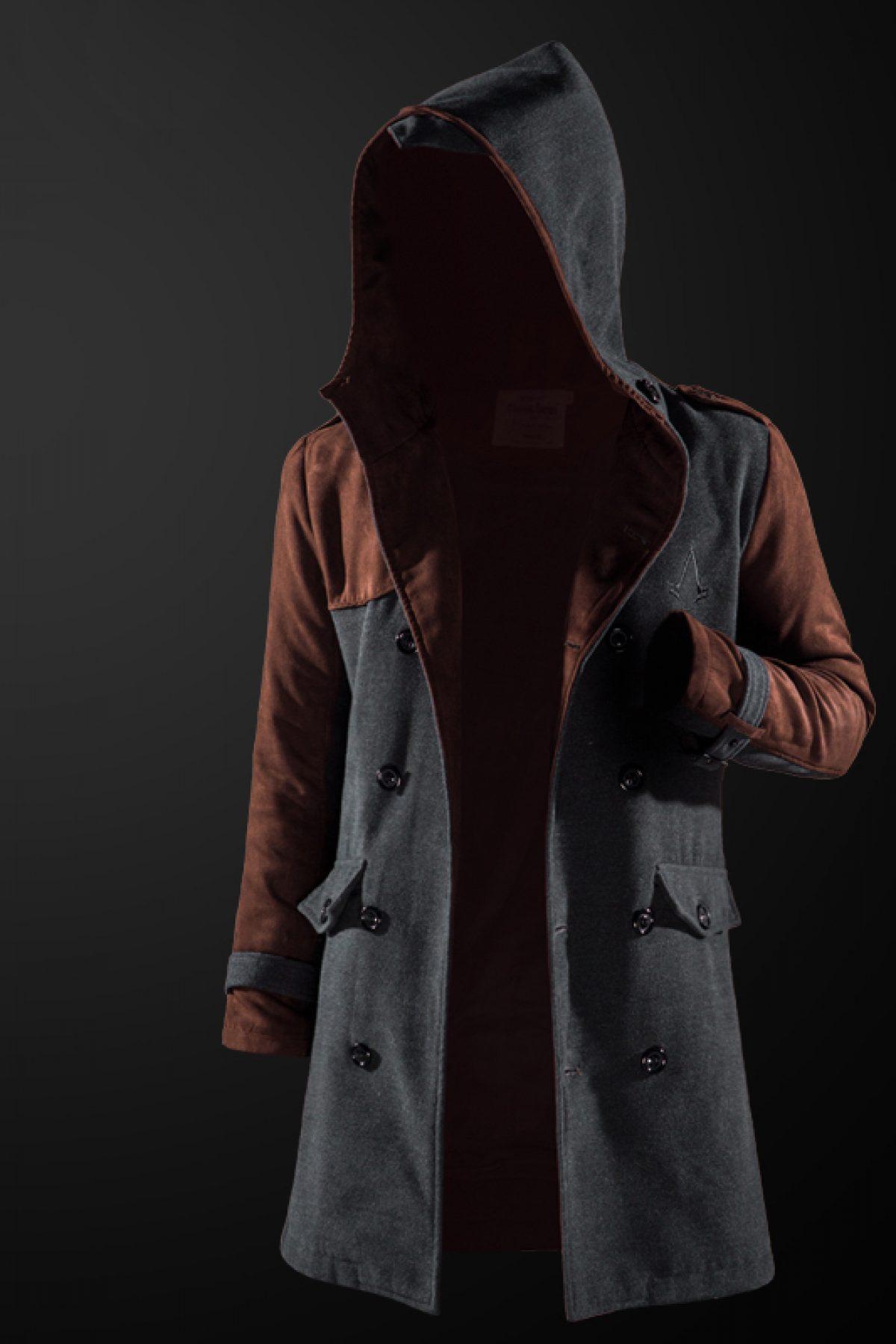 Assassins Creed Coat Hooded Jacket Cloth Robe Idolstore