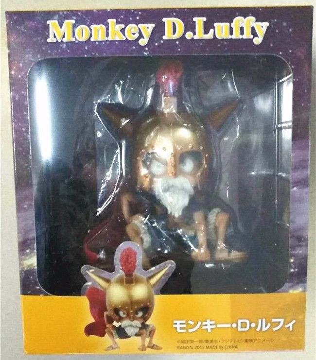 Merchandise Action Figure Monkey D. Luffy One Piece Old Man 13Cm