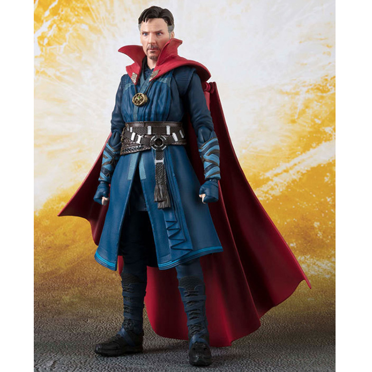 Merch Action Figure Doctor Strange Avengers Scale Collectible