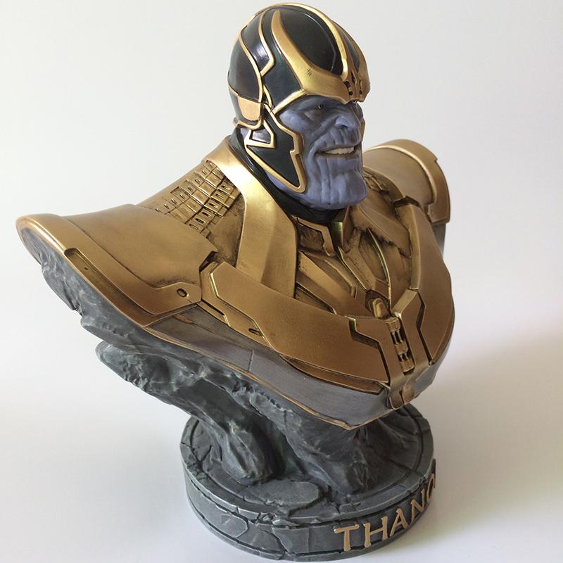 Merchandise Bust Figure Thanos Avengers Marvel Mcu 18Cm